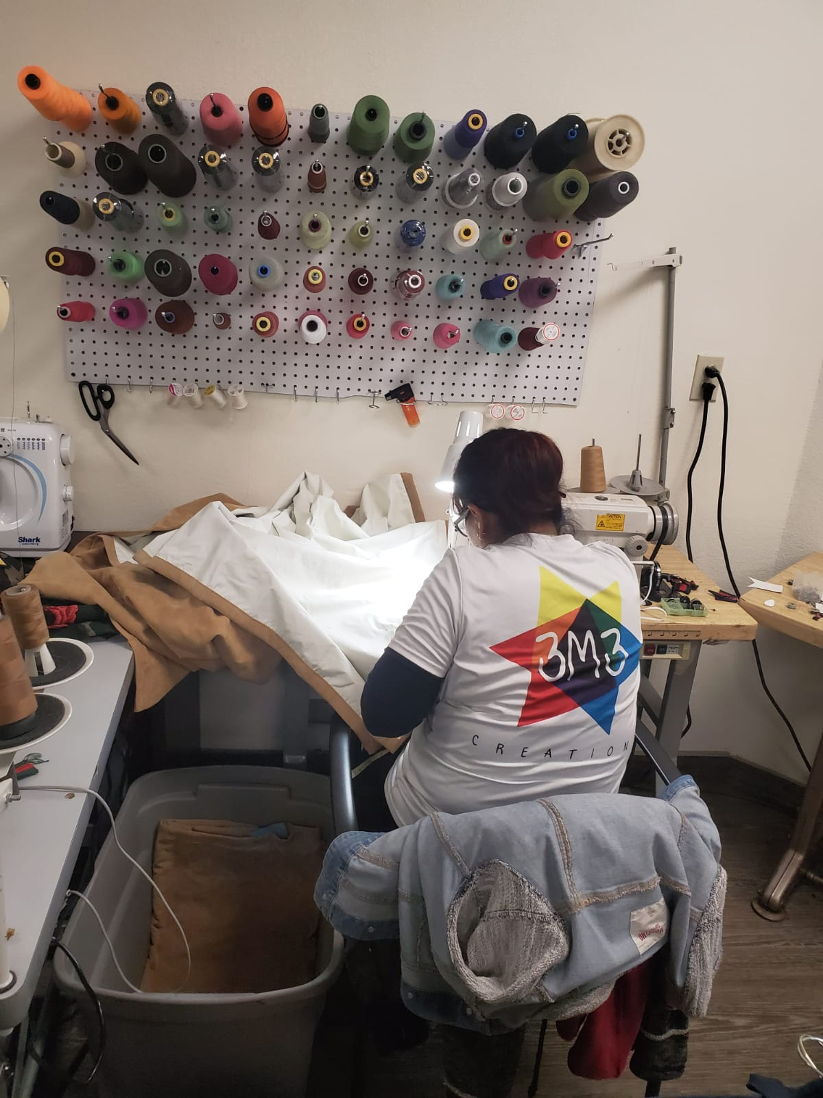 Testimonial | Custom Contract Sewing Services | 3m3 Creations